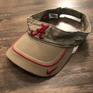 Nike University of Alabama Visor